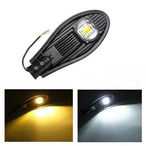 20W LED Warm White/White Road Street Flood Light Outdoor Walkway Garden Yard Lamp DC12V