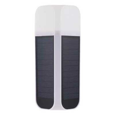 ARILUX USB Double Solar Panel Rechargeable 21 LED Camping Light  3 Modes Portable Solar Light