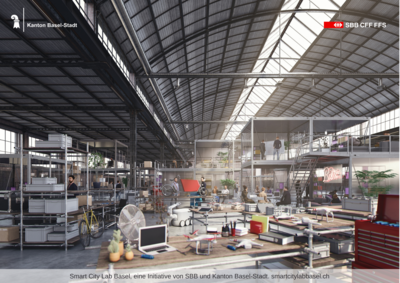 Kaufen Sie PV-Photovoltaik Solar Panels für das Smart City Lab Basel der SBB für CHF 1'830 und erhalten CHF 97 Mieteinnahmen pro Jahr während der Lebensdauer von bis zu 30 Jahren oder länger
