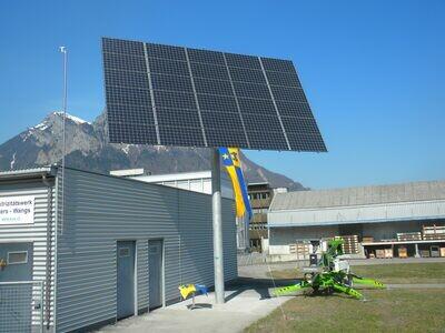 REGULÄRPREIS: OnField Solar Panel in einer 1. Phase für das Smart City Lab Basel der SBB für CHF 2'498 mit CHF 97 Mieteinnahmen pro Jahr während über 30 Jahren auch an anderen Standorten