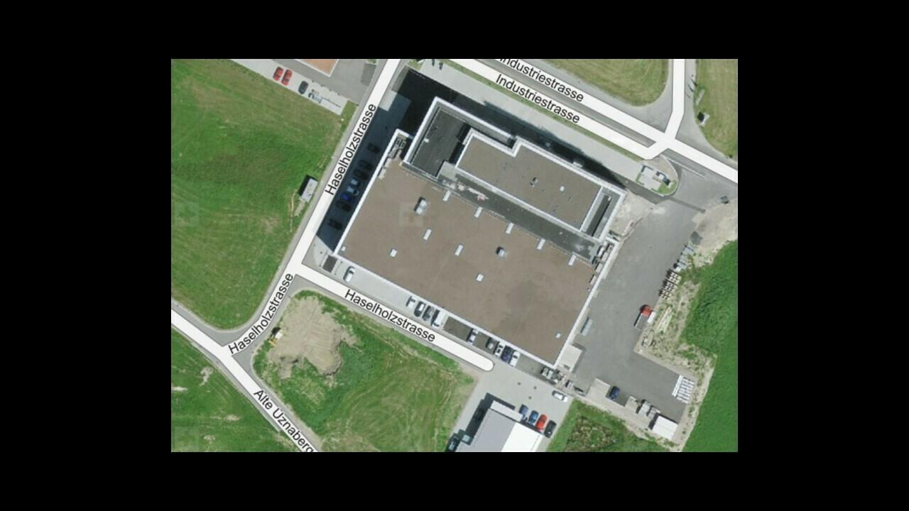 Energeek® Solar Panel für die Roandi AG mit 59 CHF Mietertrag p.A.
