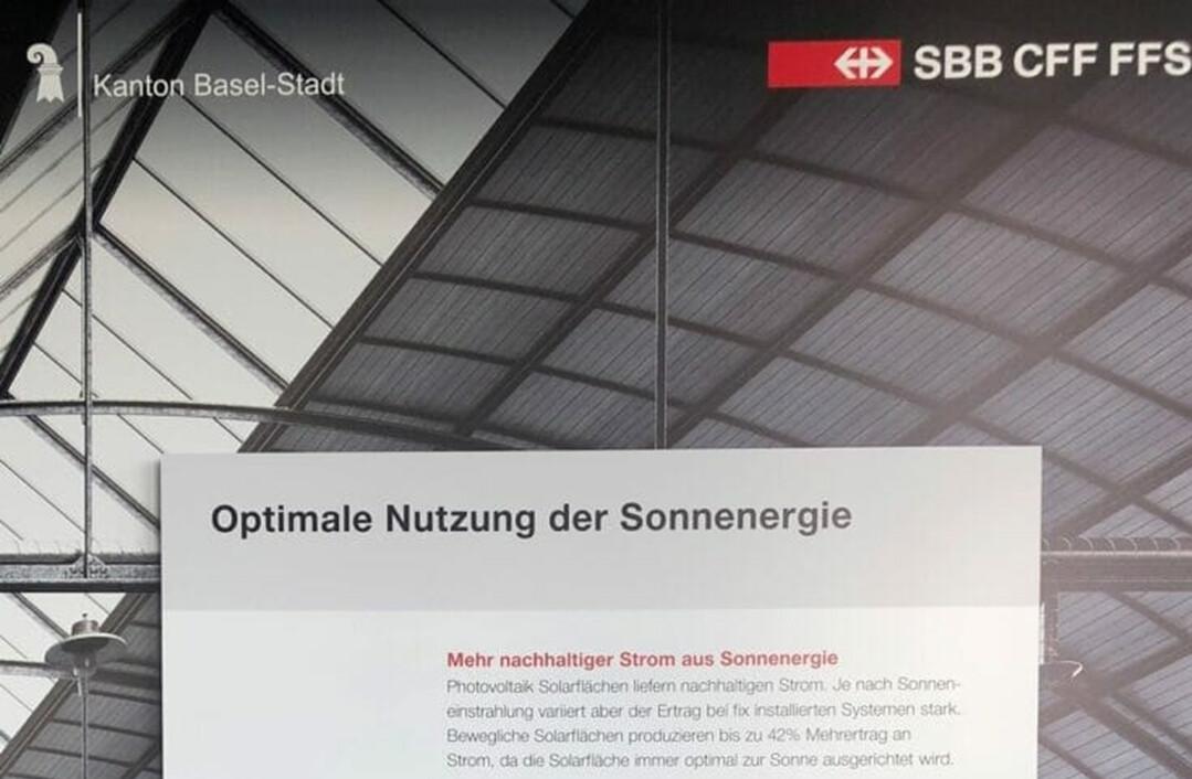 Kaufen Sie Energeek® Solar Panel und vermieten diese dem Smart City Lab Basel der SBB für CHF 2'498 mit CHF 97 Mieteinnahmen pro Jahr in einer 1. Phase - während über 30 Jahren an anderen Standorten