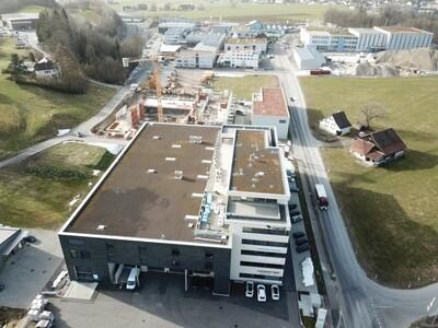 Energeek® Solar Panel für die Roandi AG mit 99 CHF Mietertrag pro Jahr