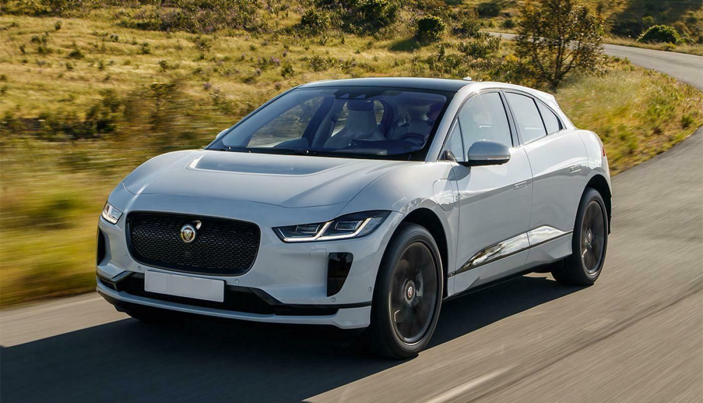 Jaguar Elektro I-Pace Fahrzeug EV 400 SE AWD mit dem Energeek® E-Mobilitätspaket