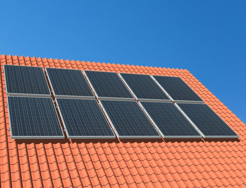 """myCleantech-Solar.org™ - Komplett Solaranlage Schrägdach 810 - 6'168 WattP """"Einfache Selbstmontage - do it yourself"""" oder Aufbau durch unsere Fachleute ab..."""