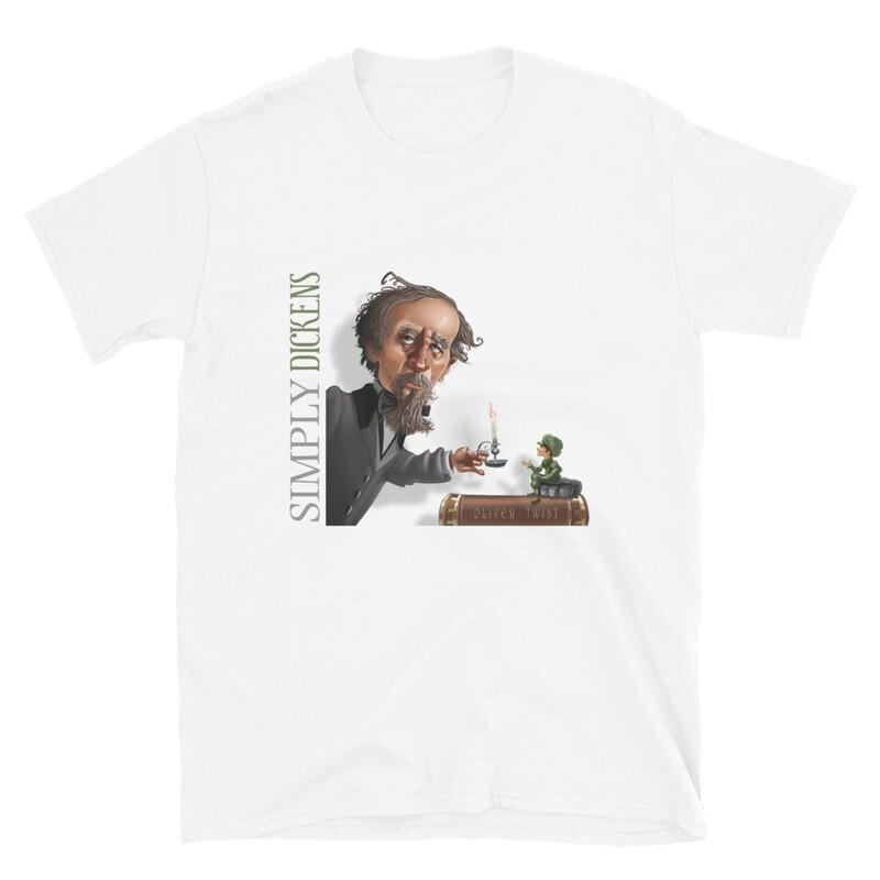 Simply Dickens Short-Sleeve Unisex T-Shirt