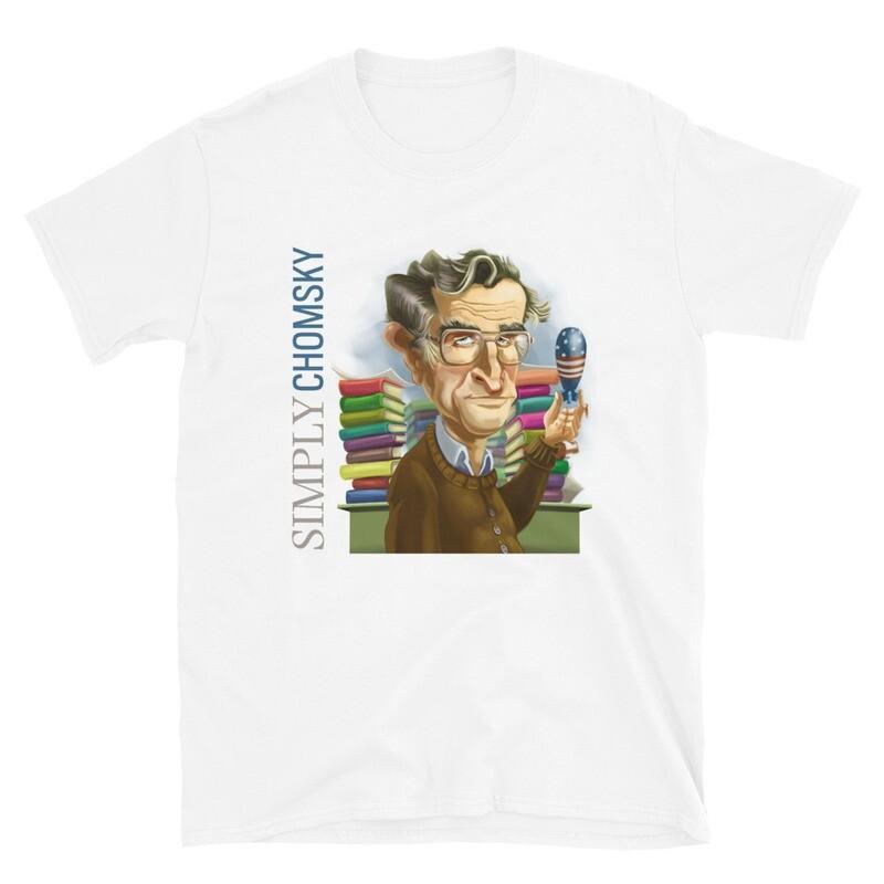 Simply Chomsky Short-Sleeve Unisex T-Shirt