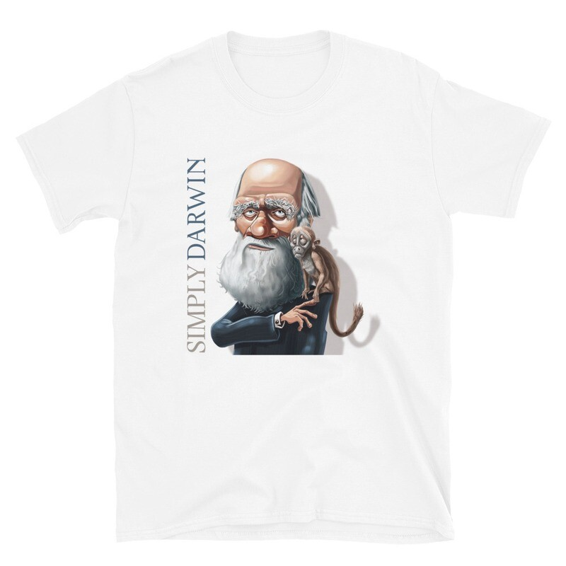 Simply Darwin Short-Sleeve Unisex T-Shirt