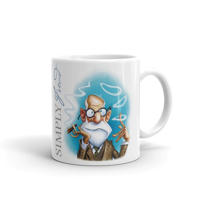 Simply Freud Mug