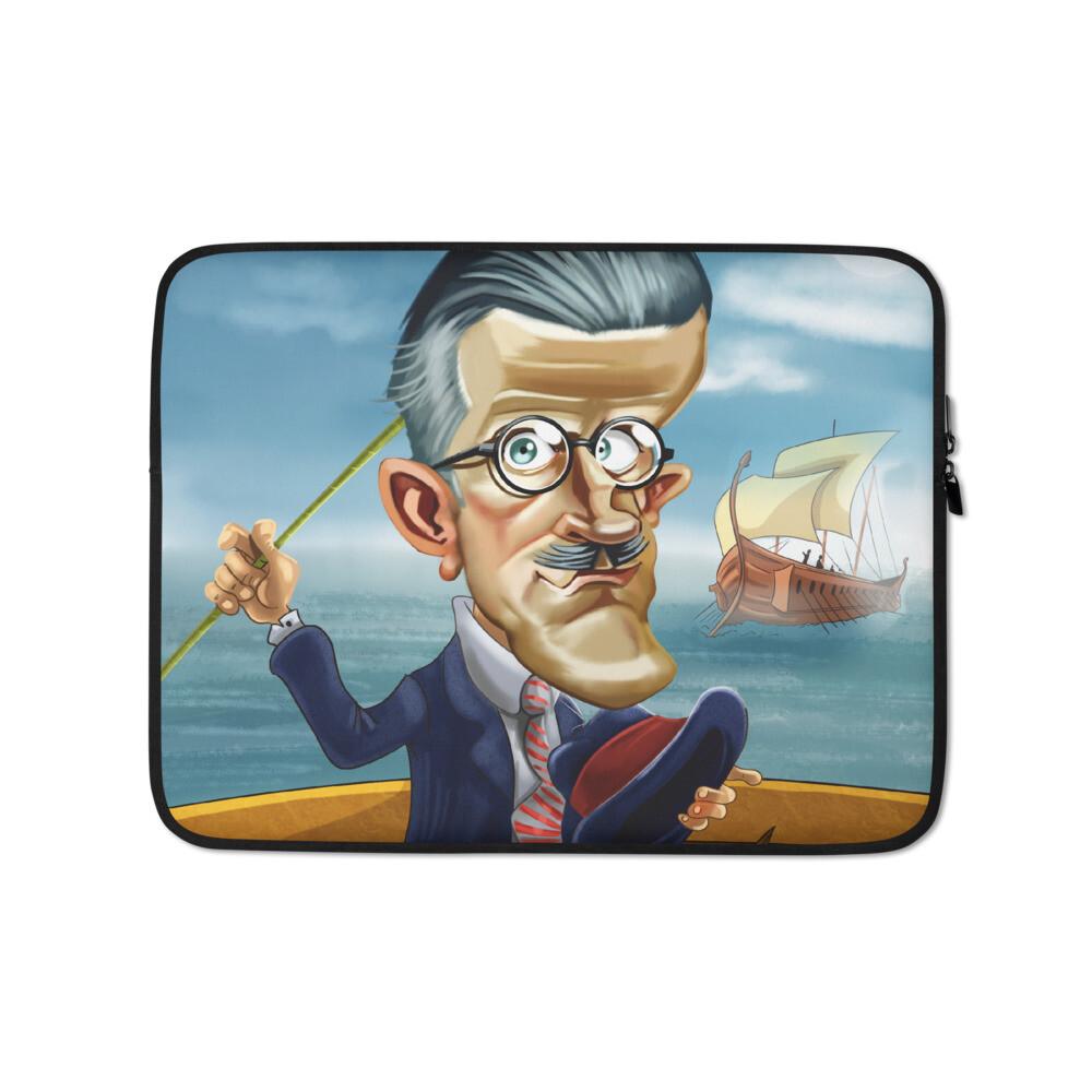 James Joyce Laptop Sleeve