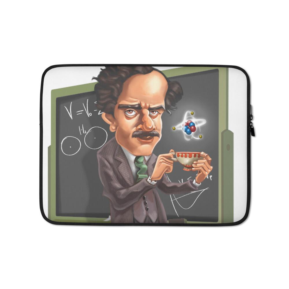 Paul Dirac Laptop Sleeve