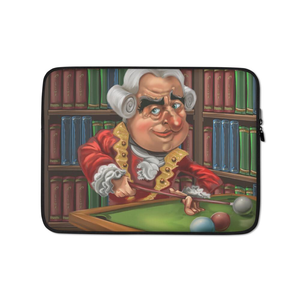 David Hume Laptop Sleeve