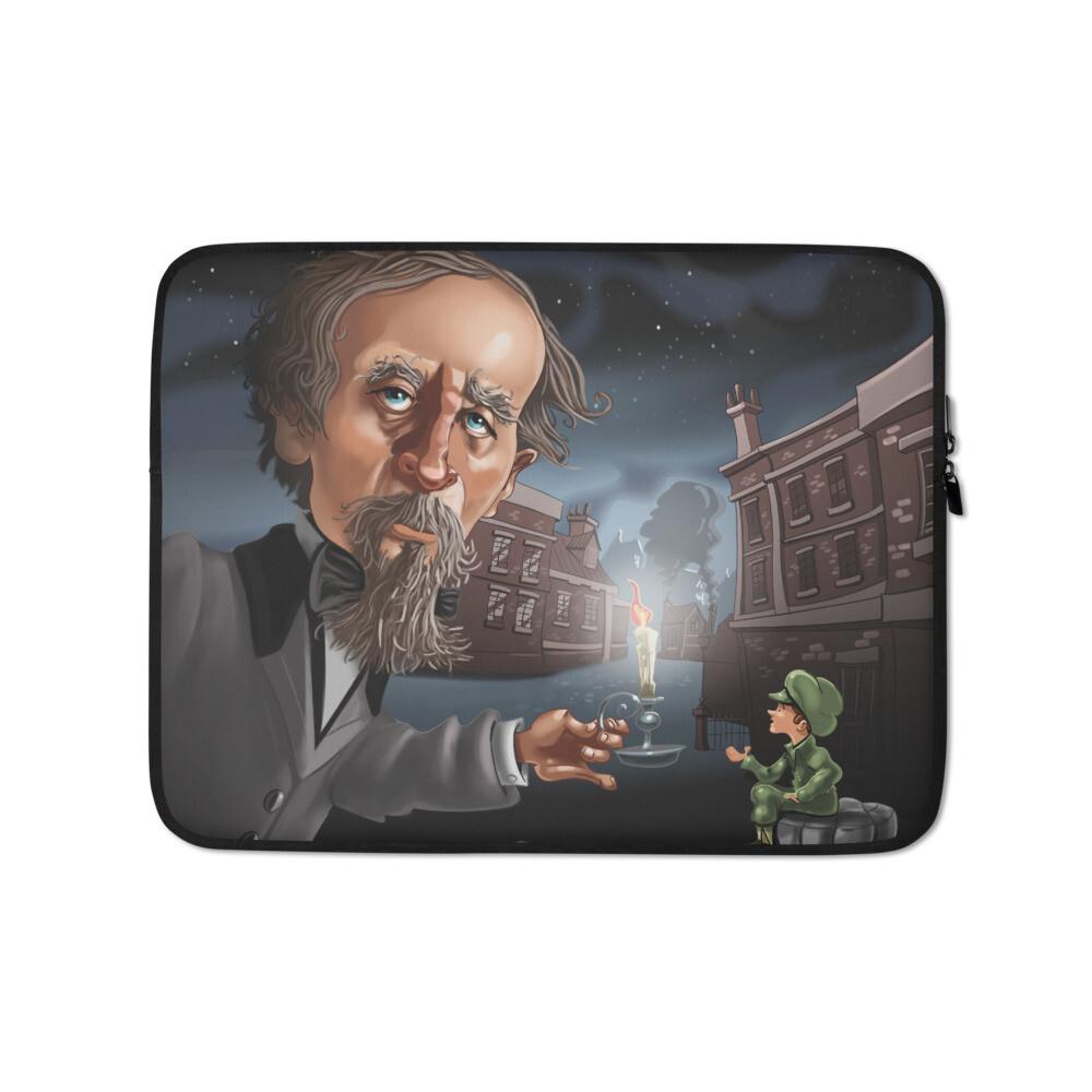 Charles Dickens Laptop Sleeve