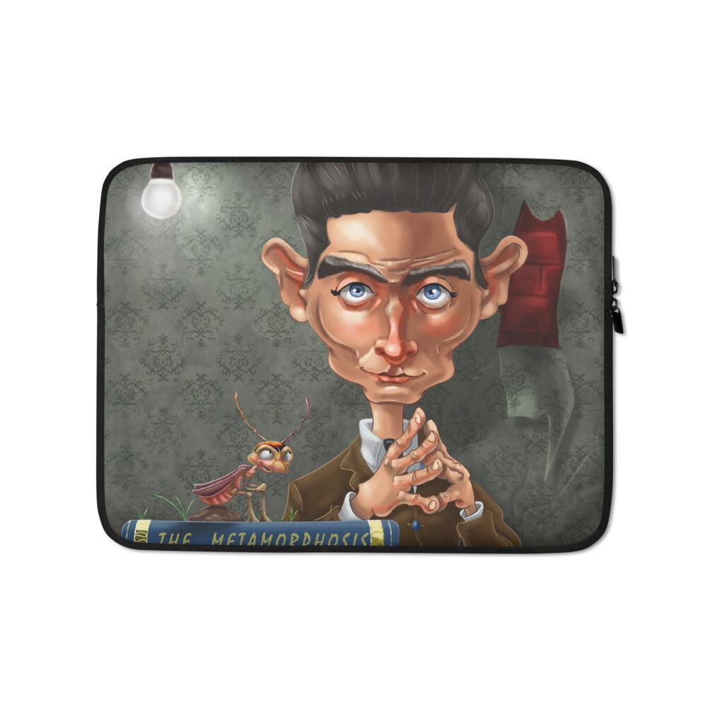 Franz Kafka Laptop Sleeve