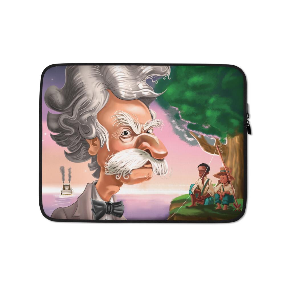 Mark Twain Laptop Sleeve