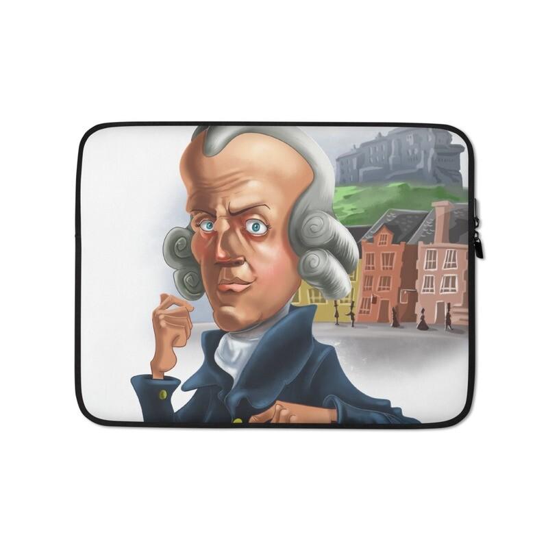 Adam Smith Laptop Sleeve