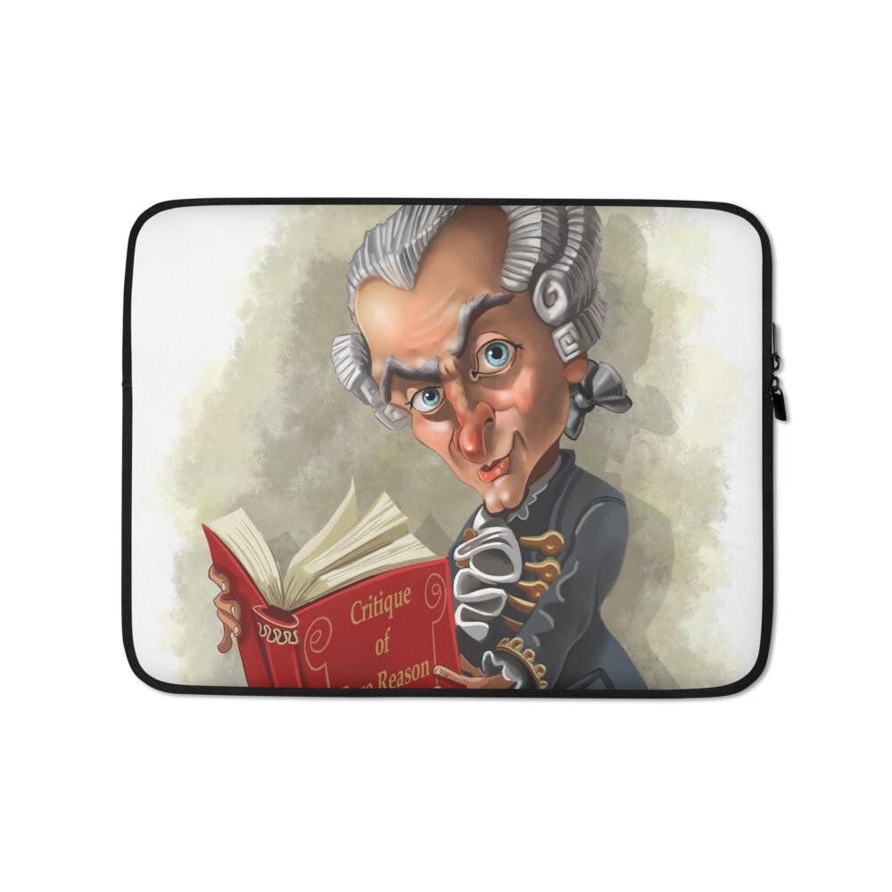 Immanuel Kant Laptop Sleeve