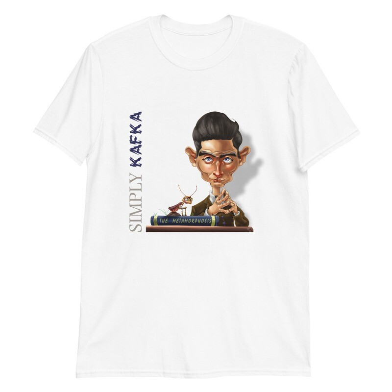 Simply Kafka Short-Sleeve Unisex T-Shirt