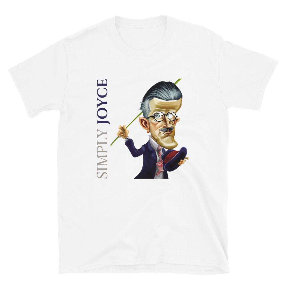 Simply Joyce Short-Sleeve Unisex T-Shirt