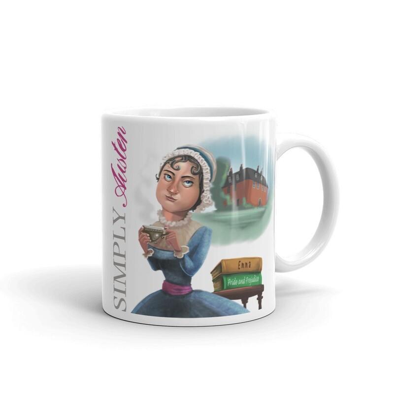 Simply Austen Mug