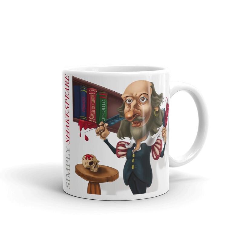 Simply Shakespeare Mug