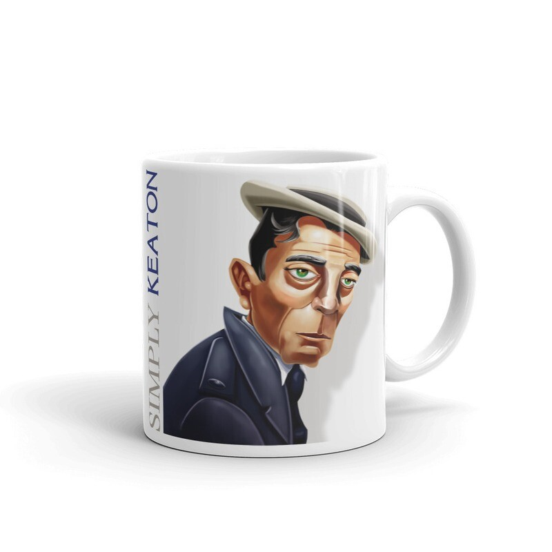 Simply Keaton Mug
