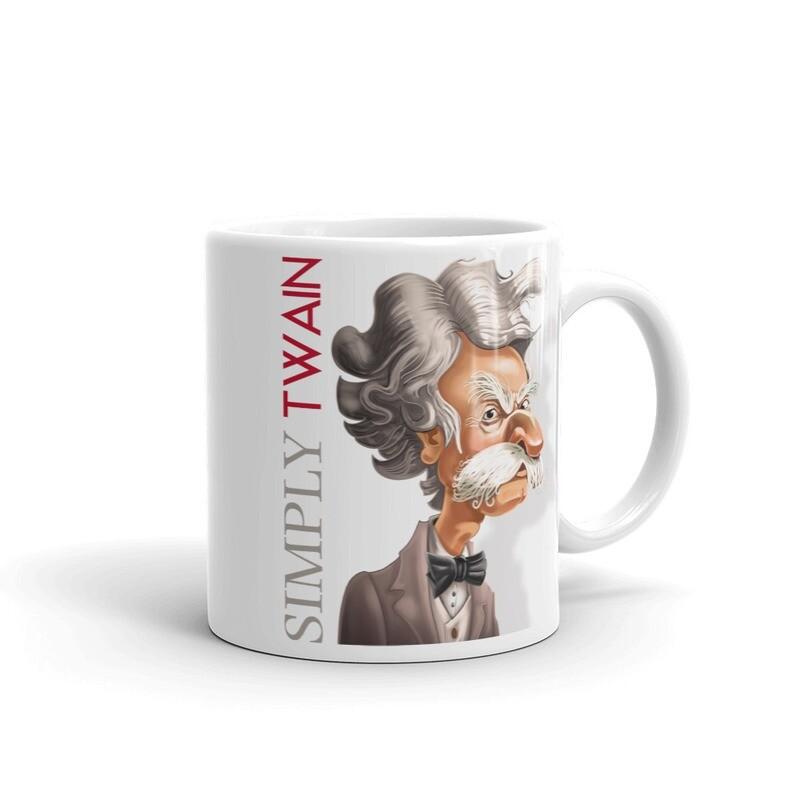 Simply Twain Mug