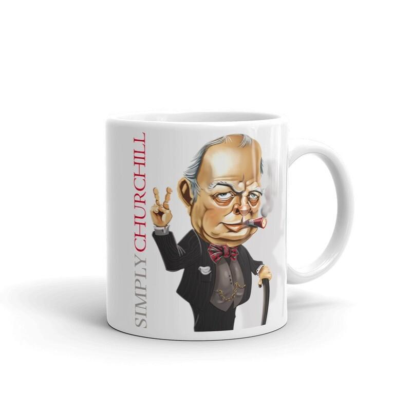 Simply Churchill Mug