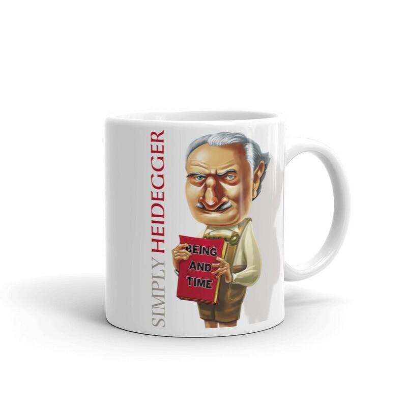 Simply Heidegger Mug