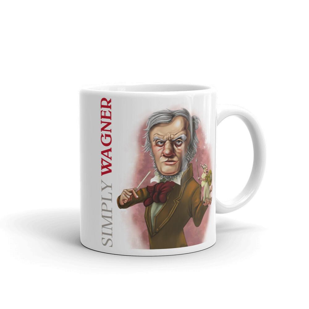 Simply Wagner Mug