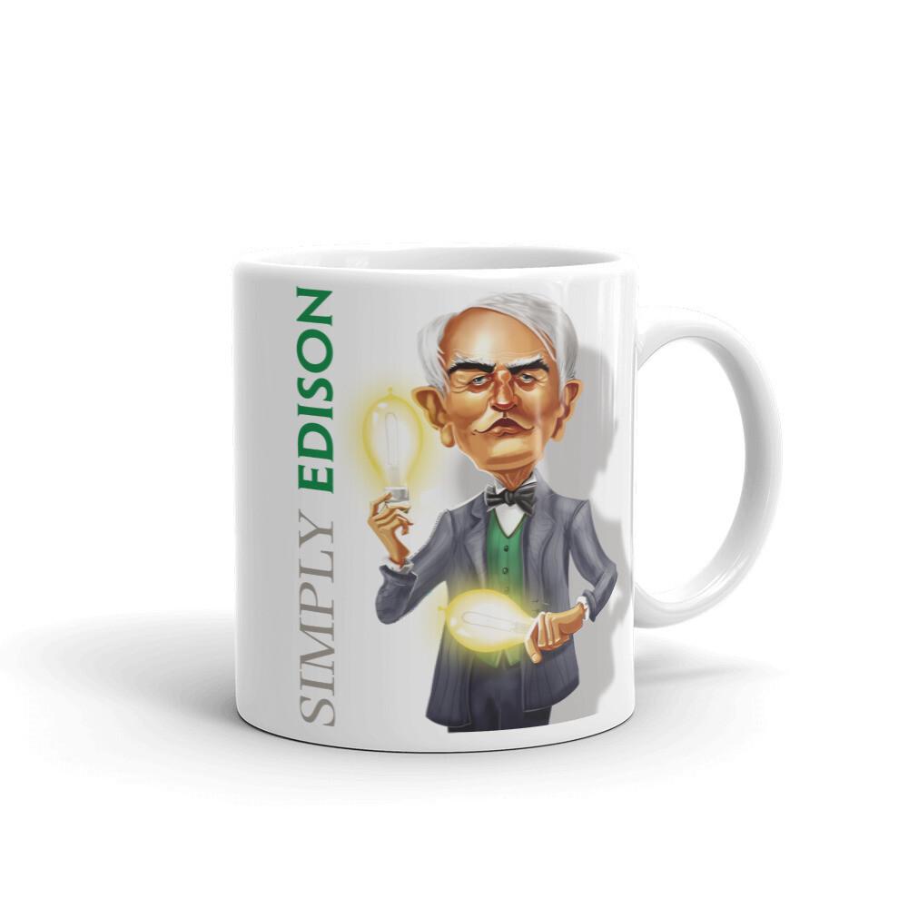 Simply Edison Mug