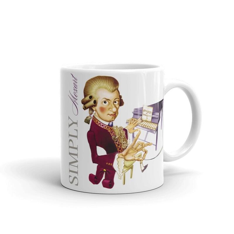 Simply Mozart Mug