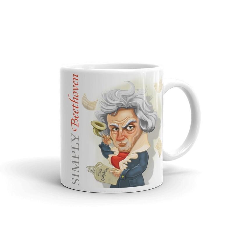 Simply Beethoven Mug
