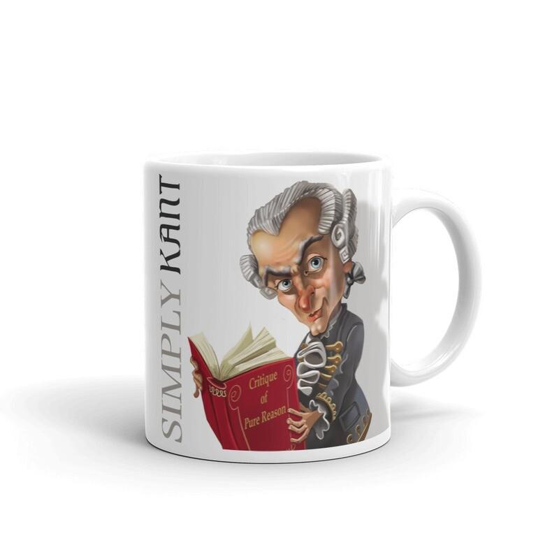 Simply Kant Mug