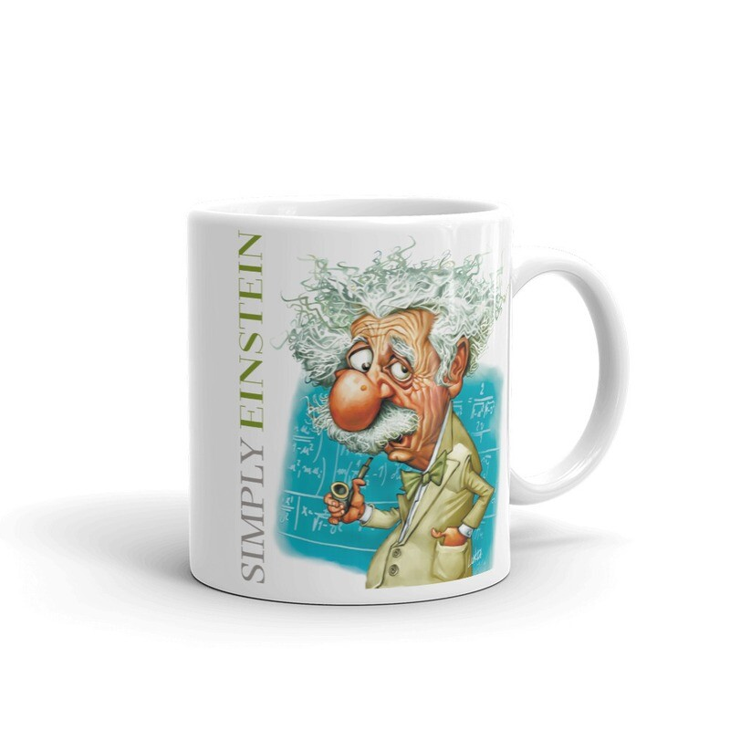 Simply Einstein Mug