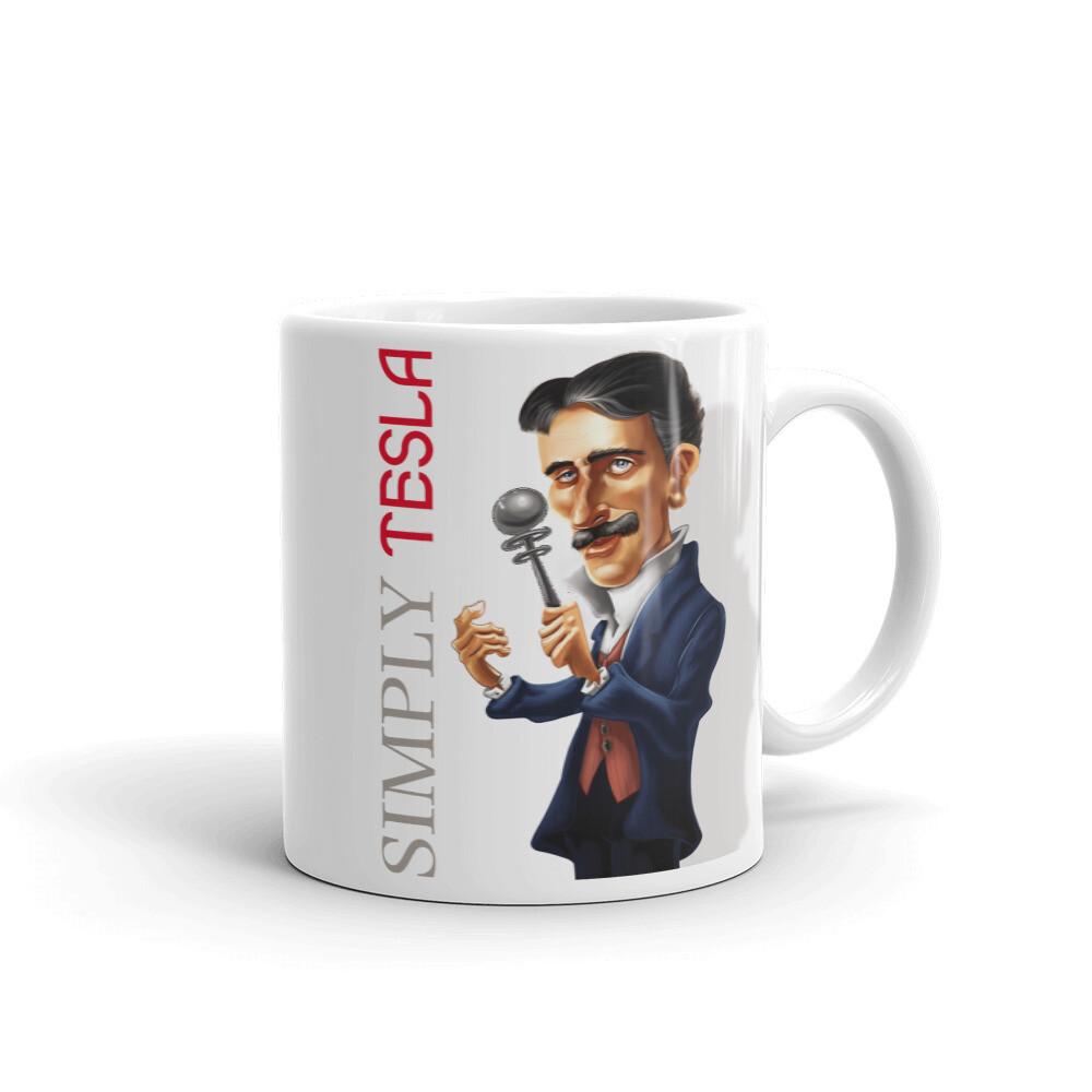 Simply Tesla Mug