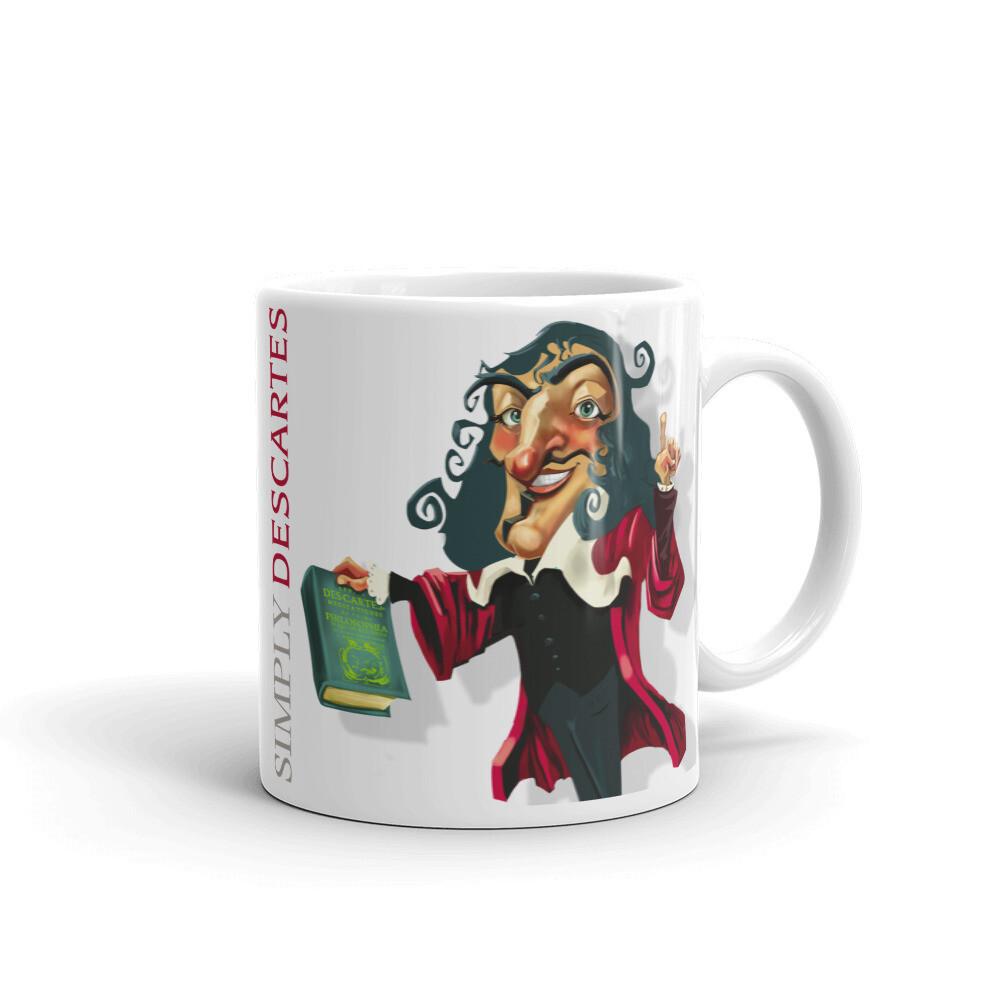 Simply Descartes Mug