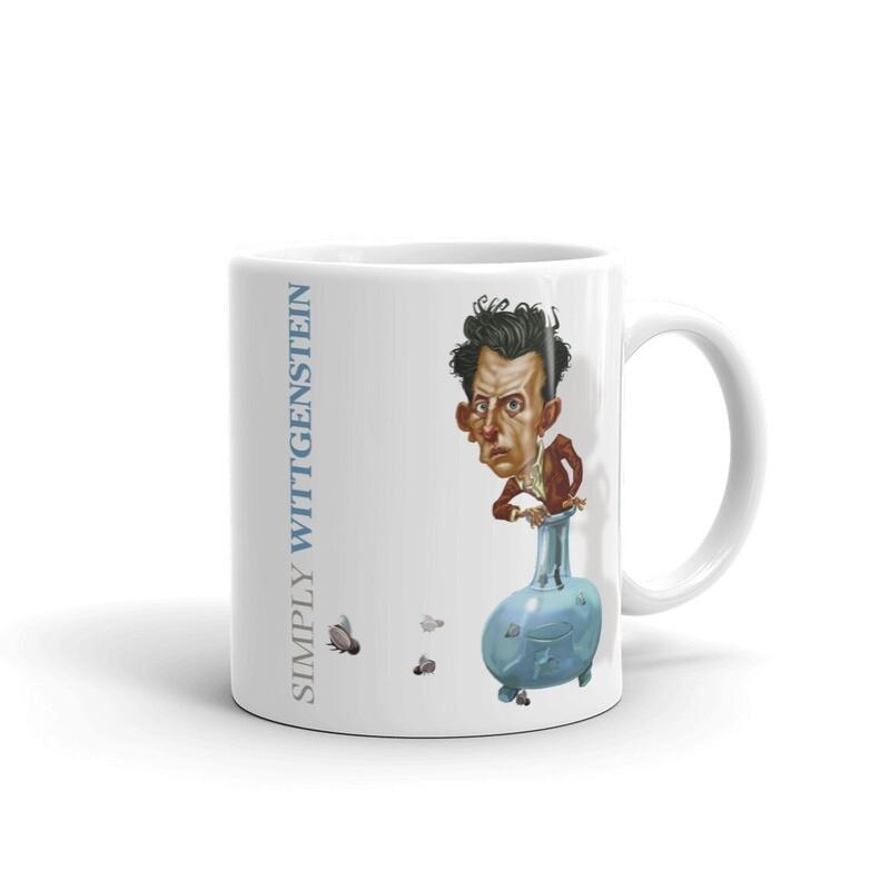 Simply Wittgenstein Mug
