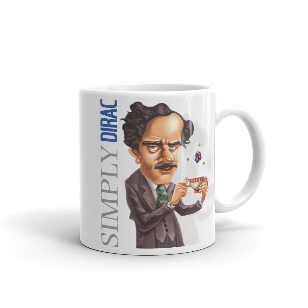 Simply Dirac Mug