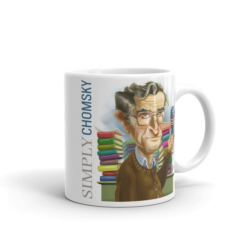 Simply Chomsky Mug