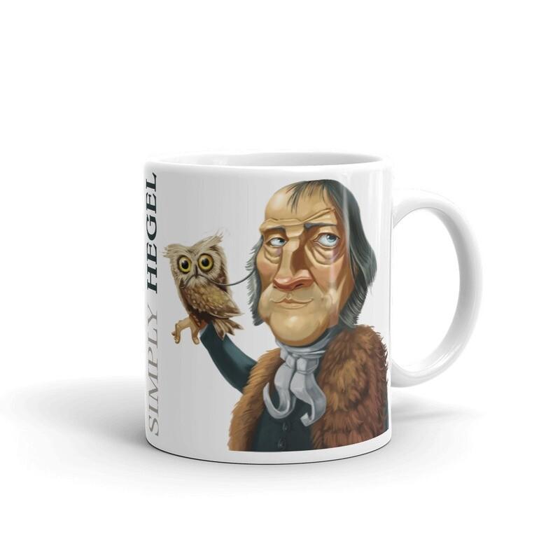 Simply Hegel Mug