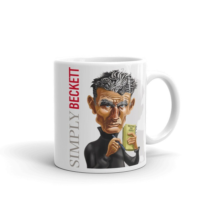 Simply Beckett Mug
