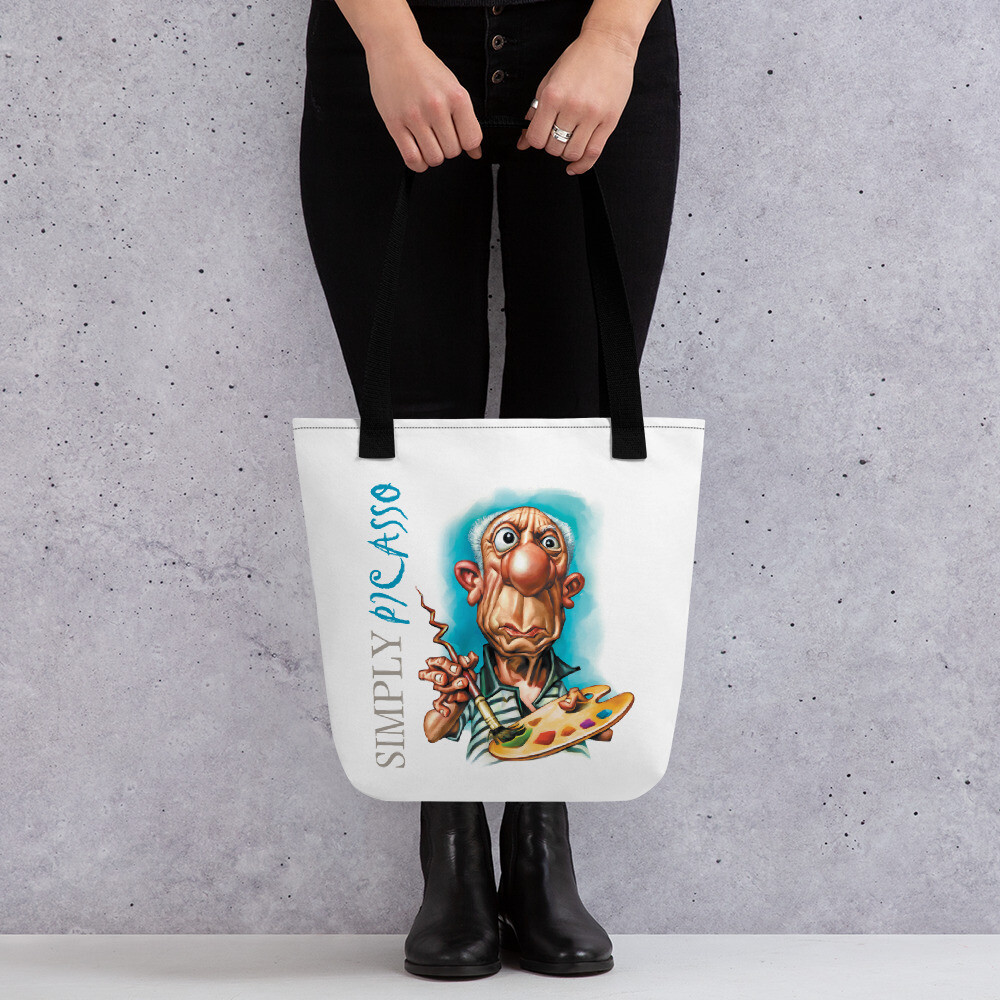 Simply Picasso Tote bag