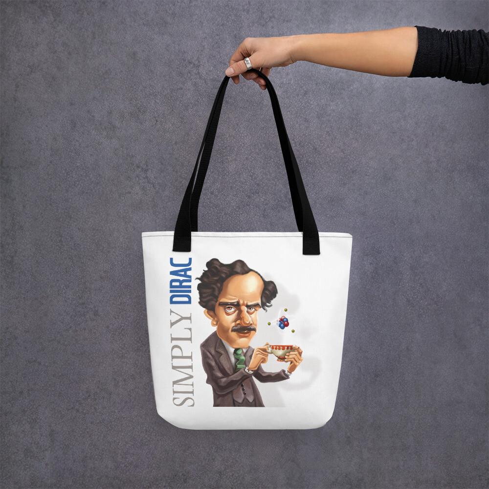 Simply Dirac Tote bag