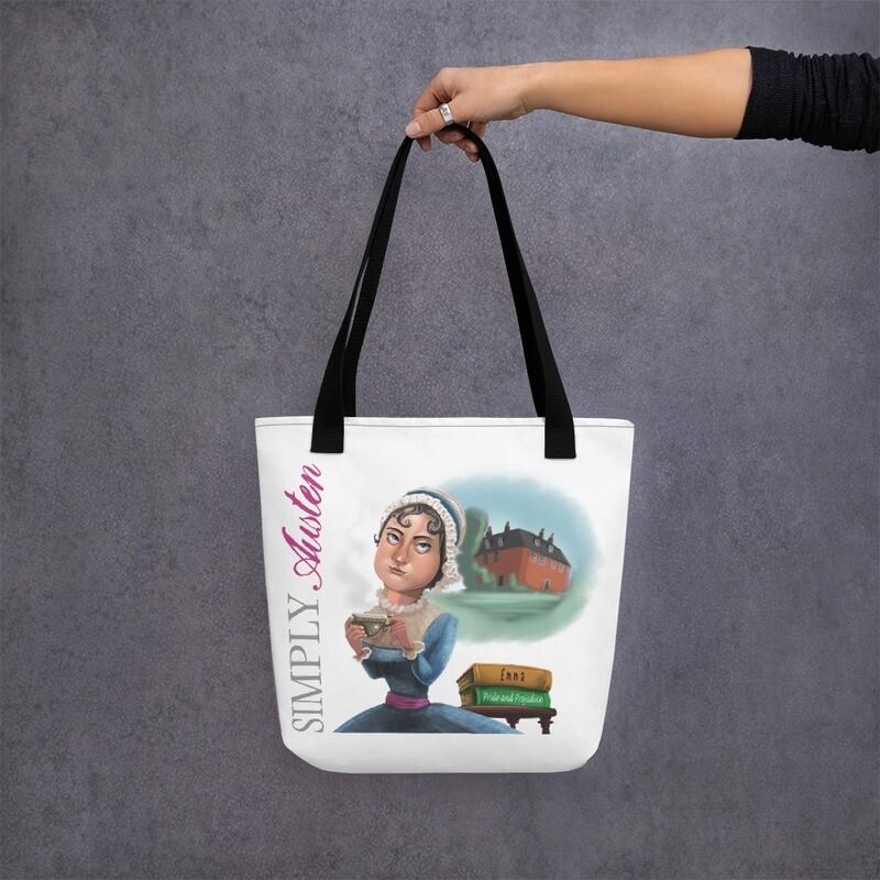 Simply Austen Tote bag