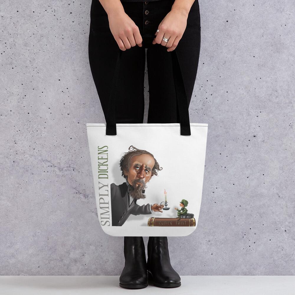 Simply Dickens Tote bag