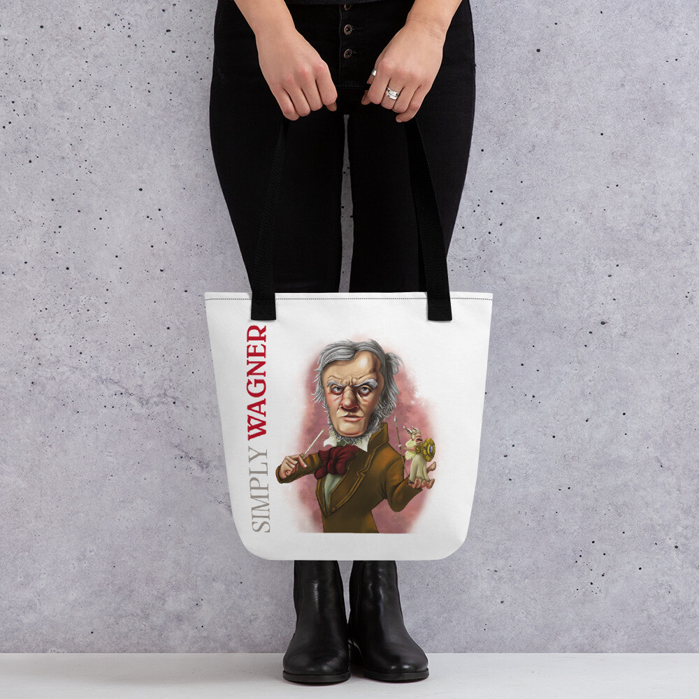 Simply Wagner Tote bag