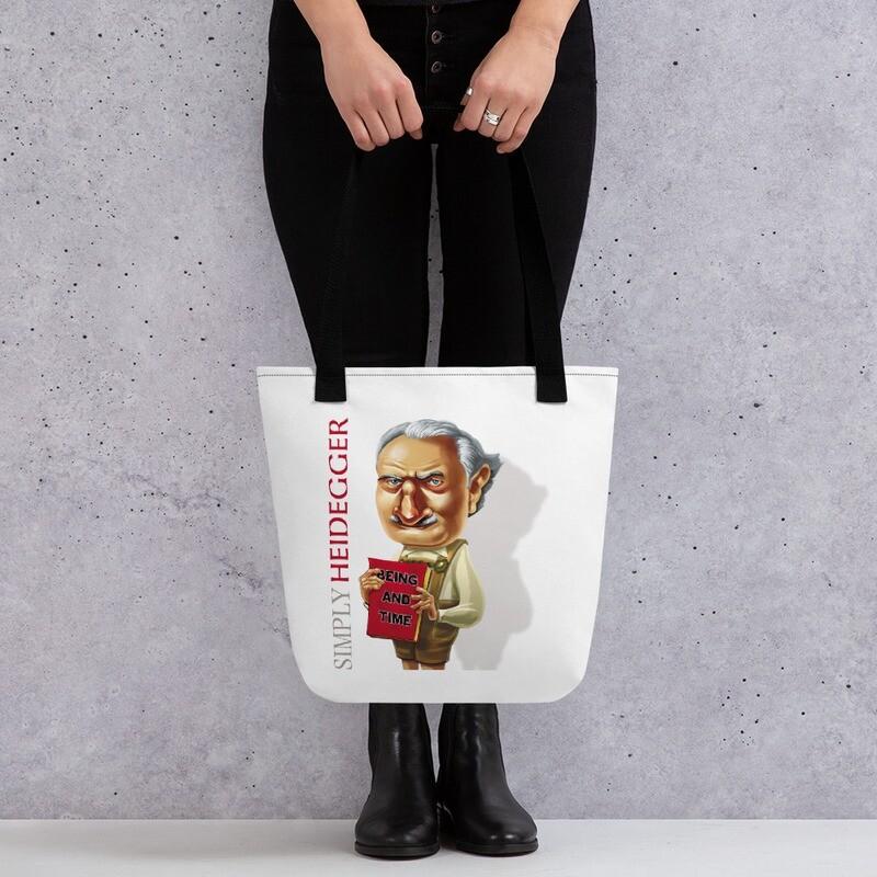 Simply Heidegger Tote bag