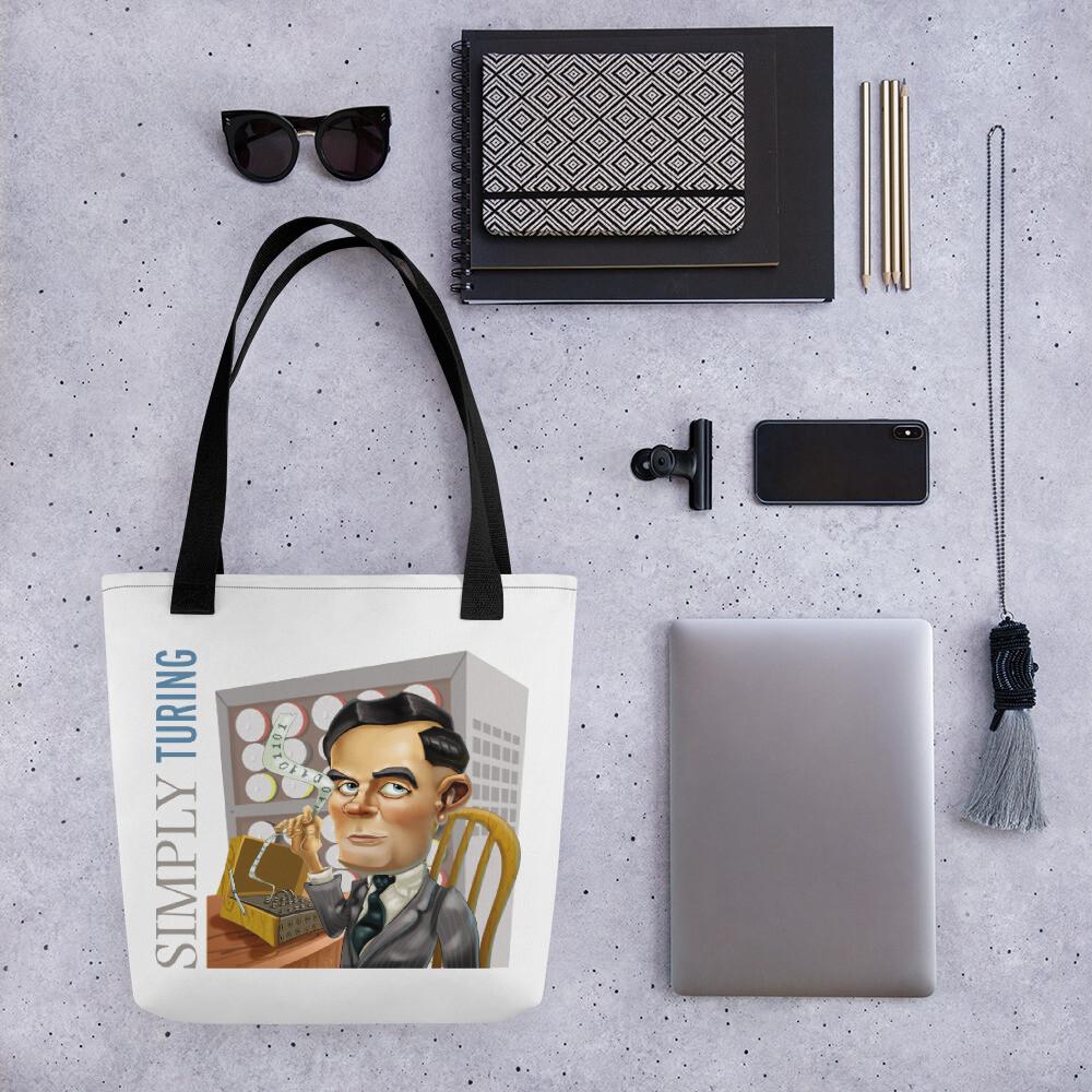 Simply Turing Tote bag