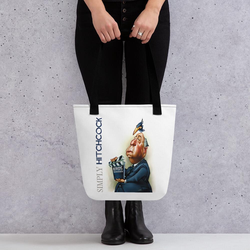 Simply Hitchcock Tote bag